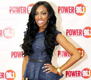 "Porsha Stewart on Kordell Divorce: ""Thank You for Your Prayers"""