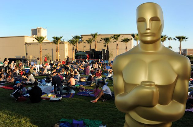 "The Academy Of Motion Picture Arts And Sciences' Oscars Outdoors Screening Of ""Karate Kid"""