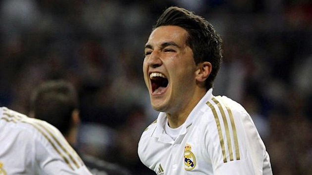 2011/2012 Real Madrid Sahin