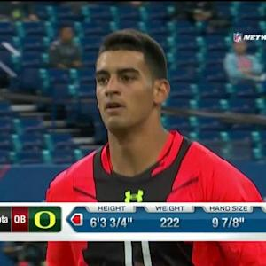 St. Louis Rams are latest team to work out Oregon quarterback Marcus Mariota privately
