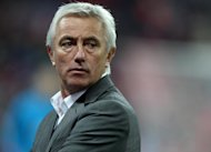 Bert van Marwijk says Holland can still make it out of the group stage