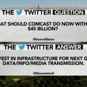 What Should Comcast Do Now With Its $45B?