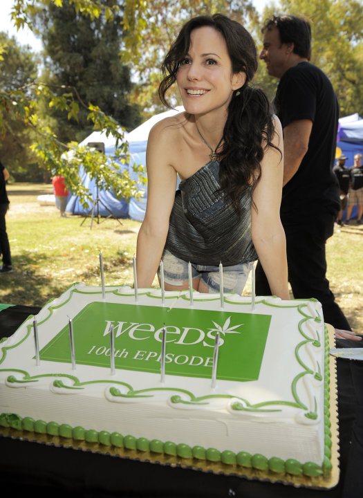 Mary-Louise Parker, star of …