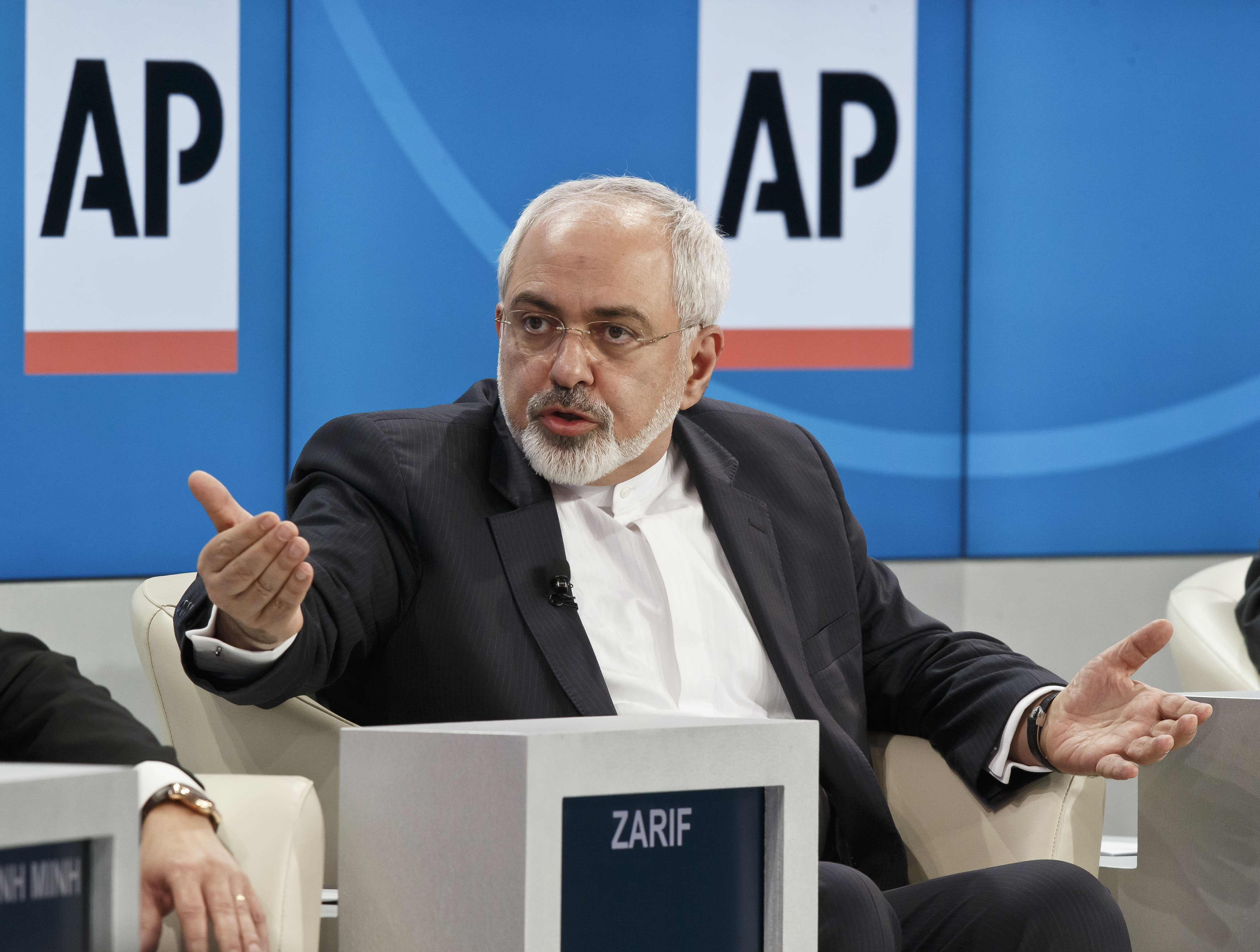 Iran: US sanctions vote will kill 'probability' of nuke deal