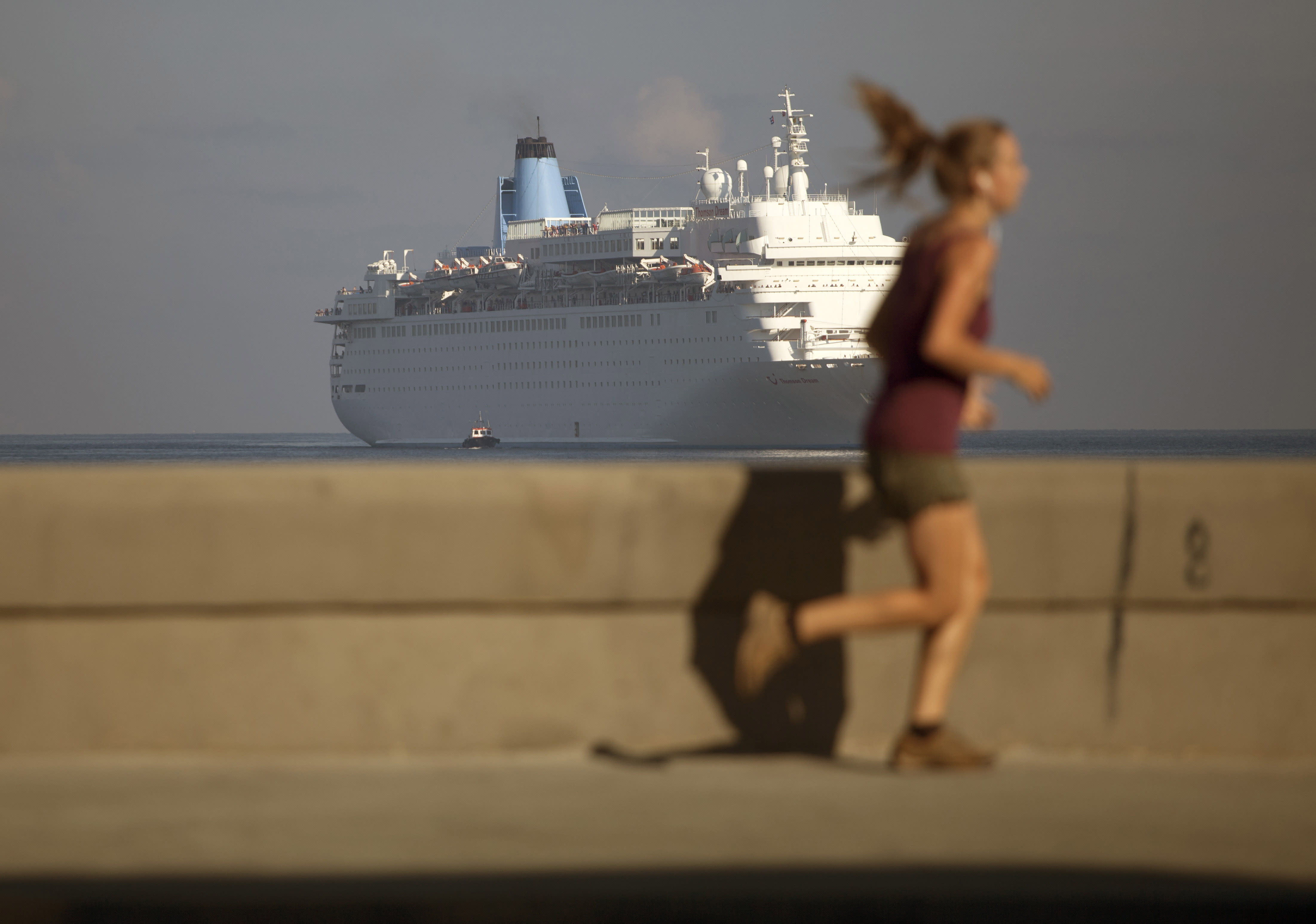 Obama administration approves first ferry service to Cuba