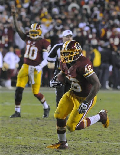 Redskins beat Cowboys 28-18 to win NFC East