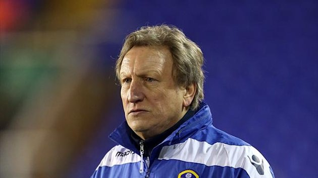Neil Warnock, pictured, is also determined to keep hold of leading scorer Luciano Becchio