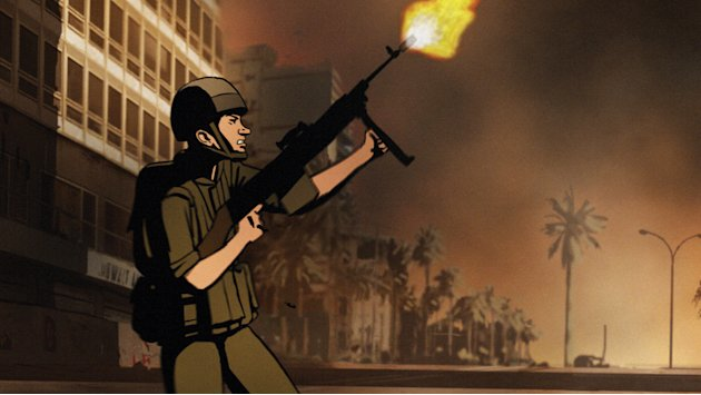 Waltz with Bashir Production Stills Sony Pictures Classics 2008