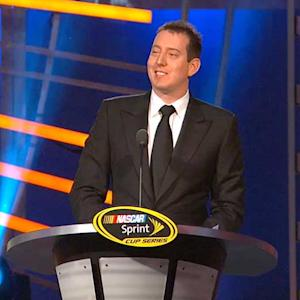 Sprint Cup Series Awards: Kyle Busch