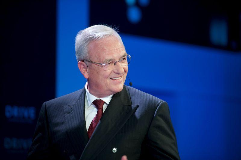 VW working hard to quickly find Piech successor: CEO