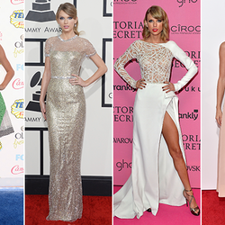 2014 wrap-up: A year of style with Taylor Swift