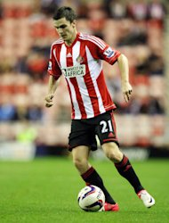 Adam Johnson impressed on his Sunderland debut