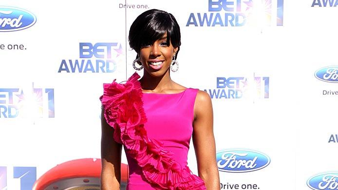 Kelly Rowland BET Awards
