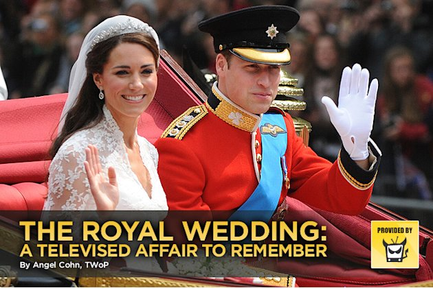 The Royal Wedding: A Televised …