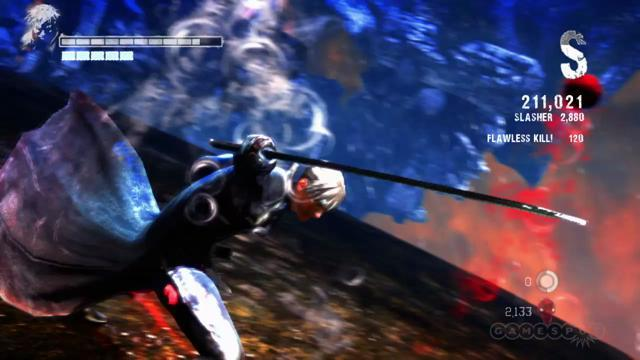 Savage Cuts - DmC: Vergil's Downfall Gameplay