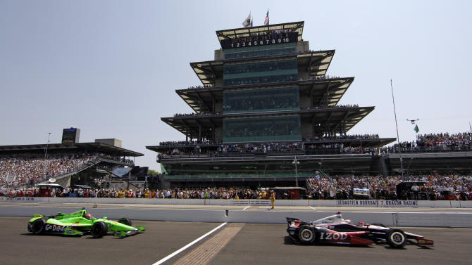 AP Exclusive: Family told to keep IndyCar, IMS