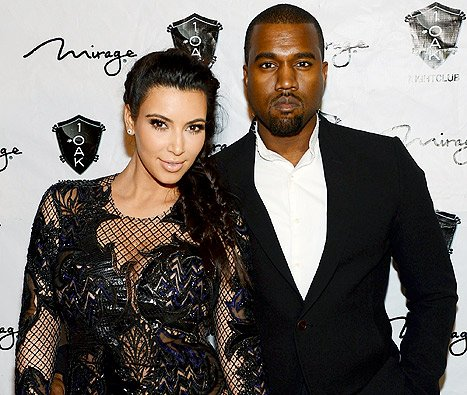 Kim Kardashian Gets $73,000 Cartier Bracelet From Kanye West for Valentine&#39;s Day