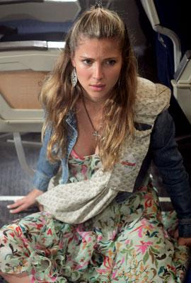 Elsa Pataky in New Line Cinema's Snakes on a Plane