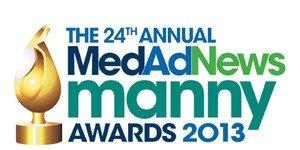 Med Ad News Announces Nominees for the 24th Annual Manny Awards as well as Industry Person of the Year, Faruk Capan