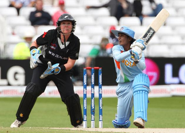 India Women v New Zealand Women - ICC Twenty20 World Cup Semi Final