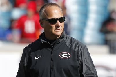 Mark Richt fired, and Georgia's top target is Alabama DC Kirby Smart