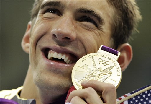 Column: Phelps, history-maker, but history's best?