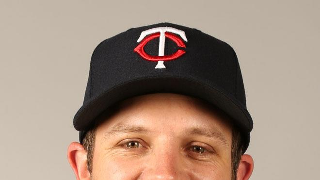 Casey Fien Baseball Headshot Photo