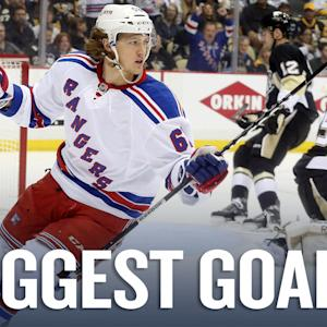Carl Hagelin goal gives Rangers 2-1 lead in ECP
