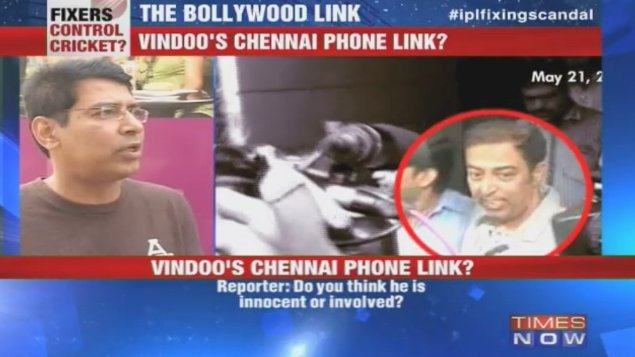 IPL Spot-fixing: CSK owner's relative under scanner