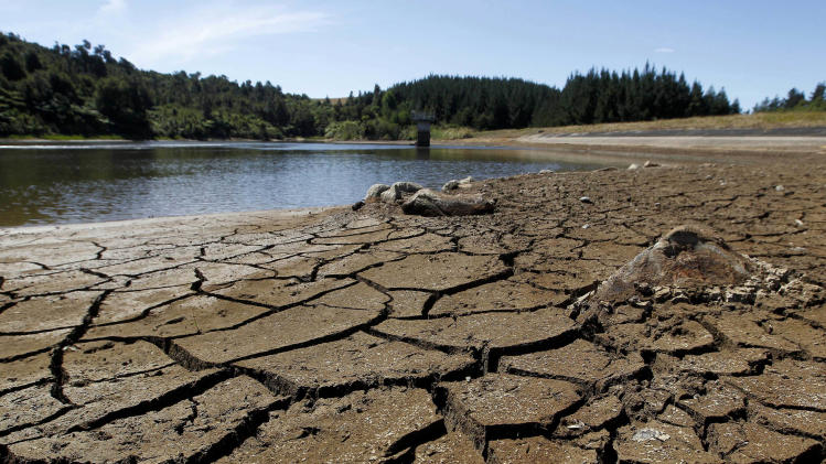 Drought slows New Zealand economic growth in 2Q