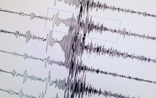 The quake measured 5.4 on the Richter scale