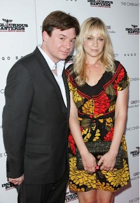 Mike Myers & Wife Expecting First Child