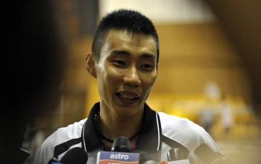 Lee Chong Wei has been receiving stem cell treatment on torn ankle ligaments sustained in May