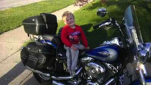 4-year-old Jordan Lamrouex, who was killed in a tragic float accident — Facebook