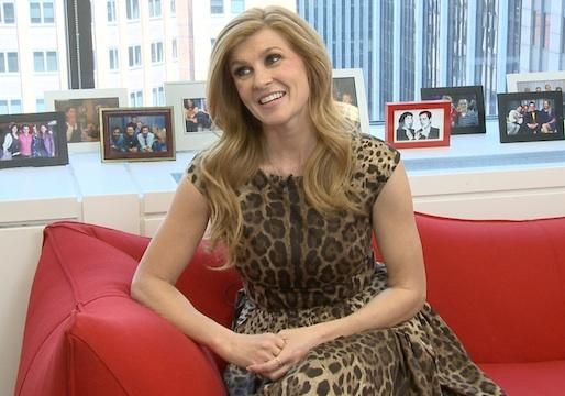 Nashville Exclusive: Connie Britton Kisses and Tells on 'Micromanaged' Rayna-Deacon Sex Scene, Breaks 'News' About FNL Film