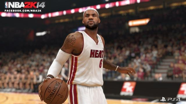 NBA 2K14 next-gen trailer