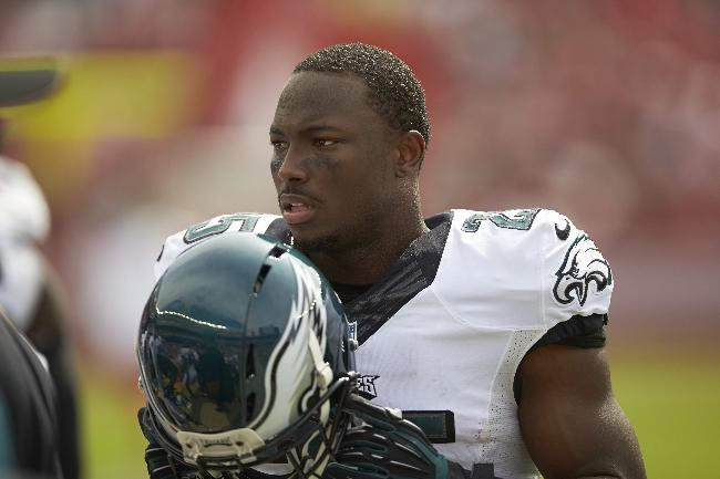 LeSean McCoy Allegedly Assaulted Two Off-Duty Police Officers In Philadelphia
