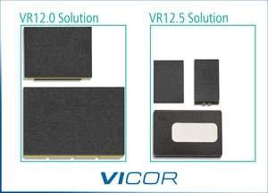 Vicor Announces Compliance With Intel's VR12.5 Specification Supporting the Haswell Processor Architecture for Next-Generation Datacenter Infrastructure