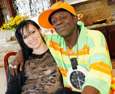 Flavor Flav's Fiancee Liz Trujillo Hospitalized During Filming of VH1's Couples Therapy