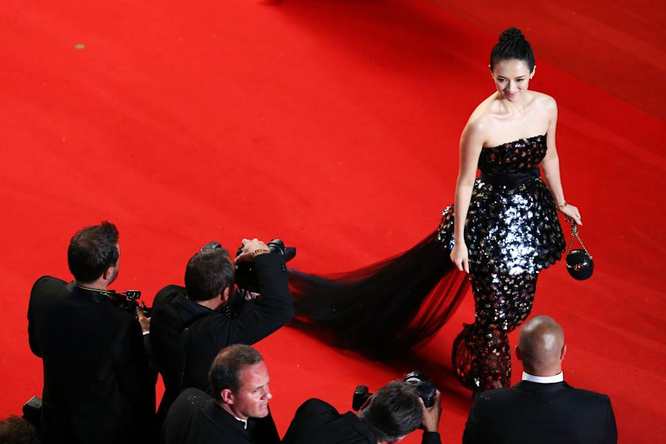 'Only God Forgives' Premiere - The 66th Annual Cannes Film Festival