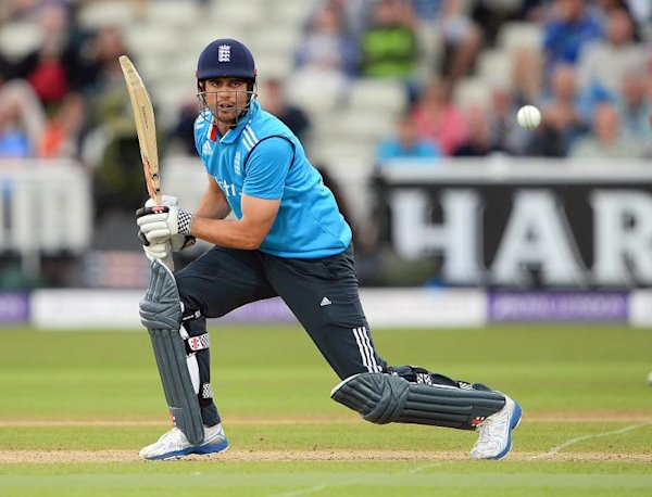 Cook ready for fresh start with England