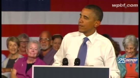 Obama: 'American people know to cut through some nonsense'