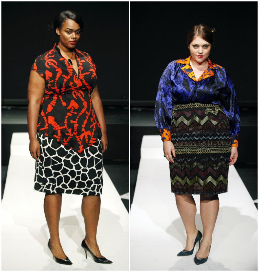 What the First Designer to Ever Show Plus-Size Clothes at Fashion Week Wants Us to Know