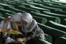 Bosnians to bury 520 Srebrenica genocide victims