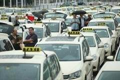 Uber sees 850% jump in new sign-ups as cabs strike