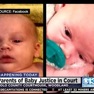 Parents Of Baby Justice To Appear In Court Today