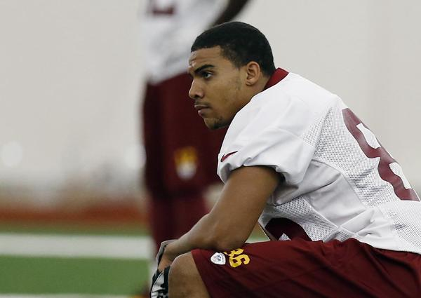 Reed, Culliver absent from Redskins practice on Thursday