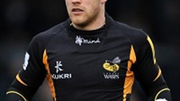 Joe Simpson's superb try helped Wasps defeat London Welsh