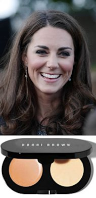 Kate Middleton&#x002019;s Bobbi Brown brow secret revealed!