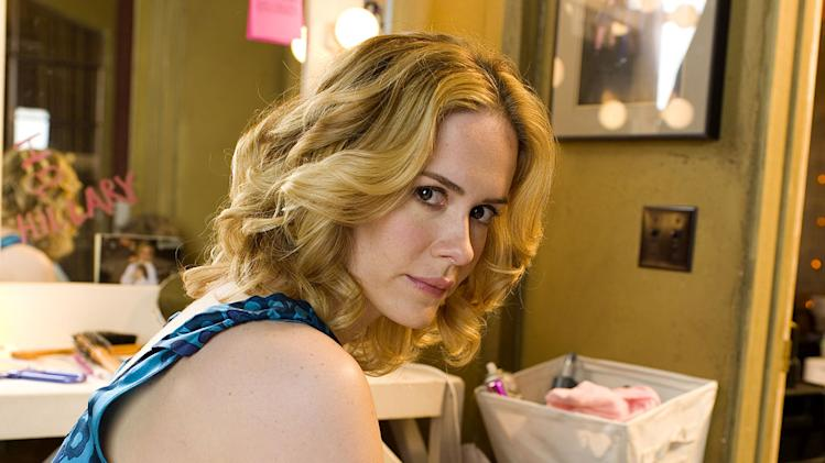 Sarah Paulson stars as Harriet Hayes in Studio 60 on the Sunset Strip on NBC.